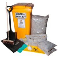 Oil , Fuel and Chemical Spill Kits