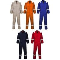 Inherently Flame Retardant Coveralls